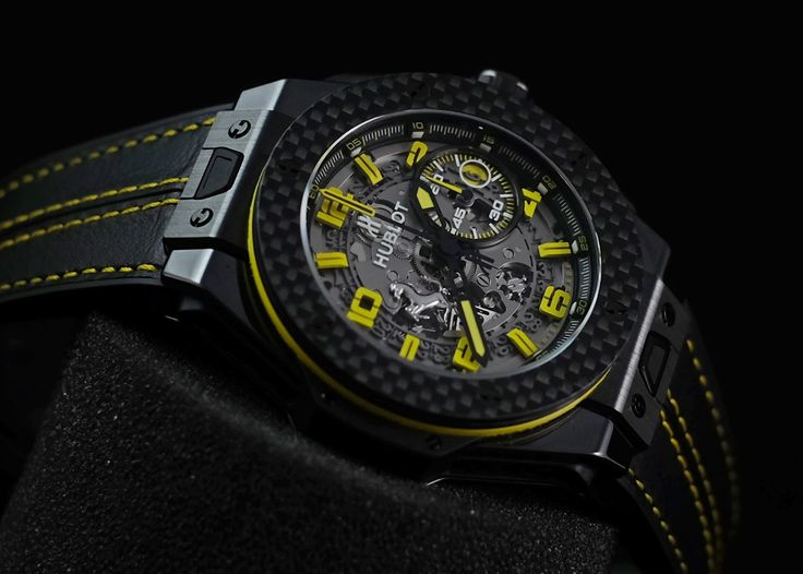 hublot big bang ferrari yellow carbon (Preowned)  please contact us for any inquiry : whatsapp : +6285723925777 blackberry pin : 2bf5e6b9 email : champion.watches@ymail.com  thanks   #hublot #bigbang #ferrrari #forsale #watchforsale #championwatches