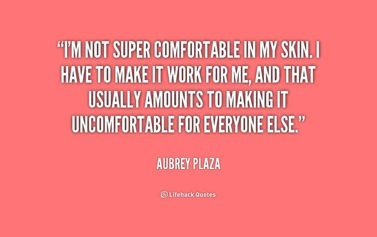 Aubrey quote