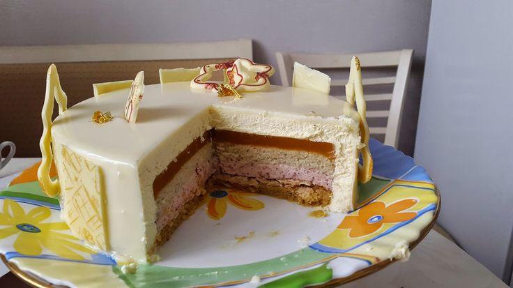 """Кулинарные записки безумного зайца - Торт """"Новогодний"""""""