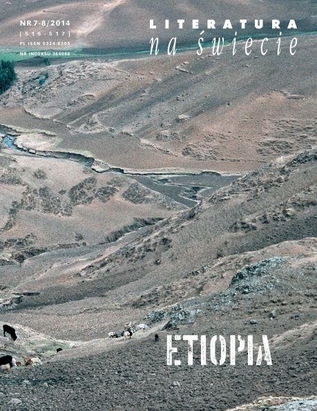 Literatura na Świecie, 7-8/2014 Etiopia