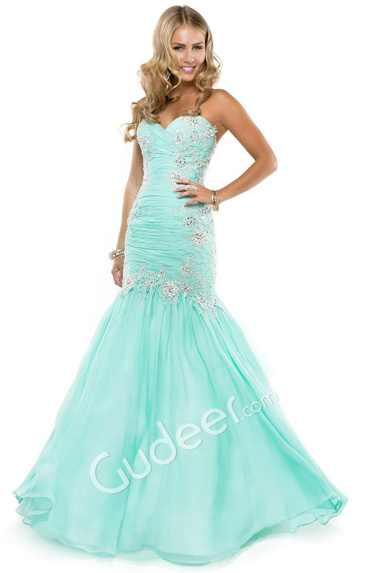244 best Prom Dresses images on Pinterest | High low prom dresses ...