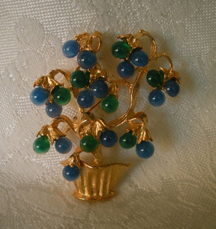 Swoboda Gold Plated Gemstones