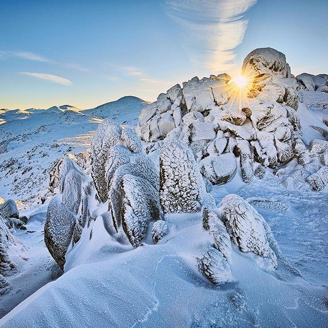 Mount Kosciuszko.