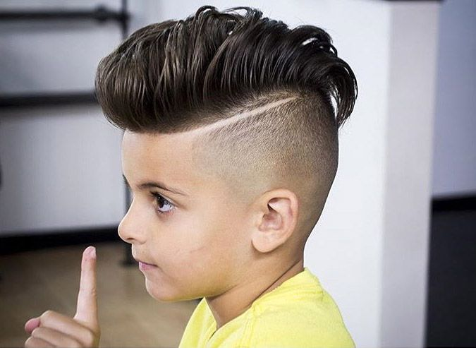 Boys Hairstyle Magnificent 25 Best Baby Hair Images On Pinterest  Boy Cuts Hair Cut And Boy