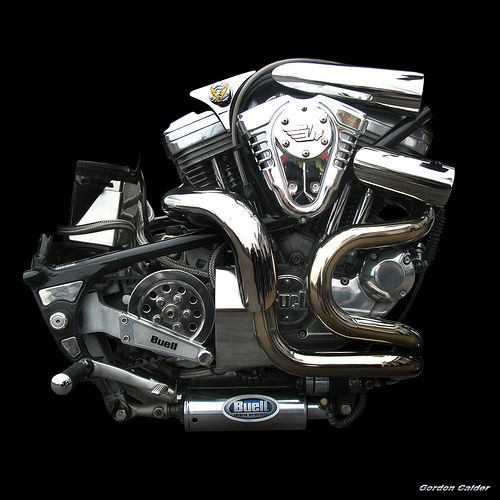 NO 52: BUELL MOTORCYCLE ENGINE | Flickr - Photo Sharing!
