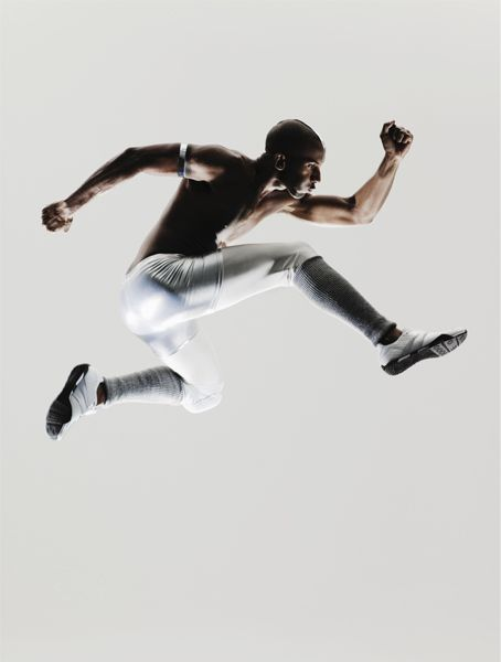 Train Like a Legend - Be a Better Athlete - Men's Fitness - Page 2