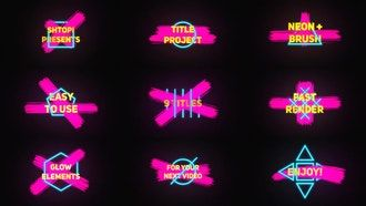 Check out Neon Brush Titles here: https://motionarray.com/after-effects-templates/neon-brush-titles-44469 #videoediting #motionarray #motion #animation #neon #brush