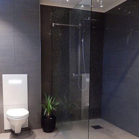 Bilderesultat for bad med badekar og dusj