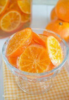 Cómo confitar mandarinas | Cocinar en casa es facilisimo.com