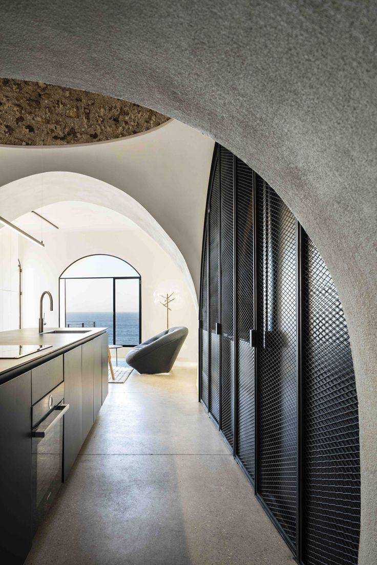 Pitsou Kedem Architects Old Jaffa | Frey | INSPO