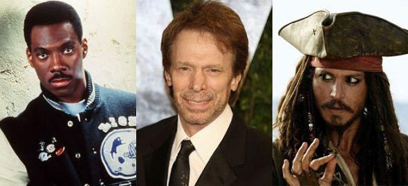Jerry Bruckheimer da detalles sobre las secuelas de 'La búsqueda' y 'Dos policías rebeldes', entre otras