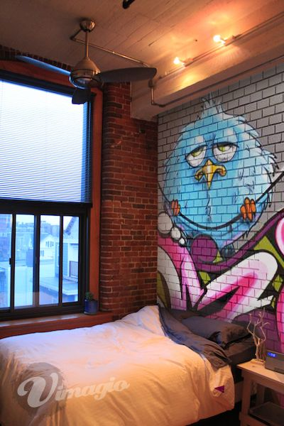 Birdy Graffiti
