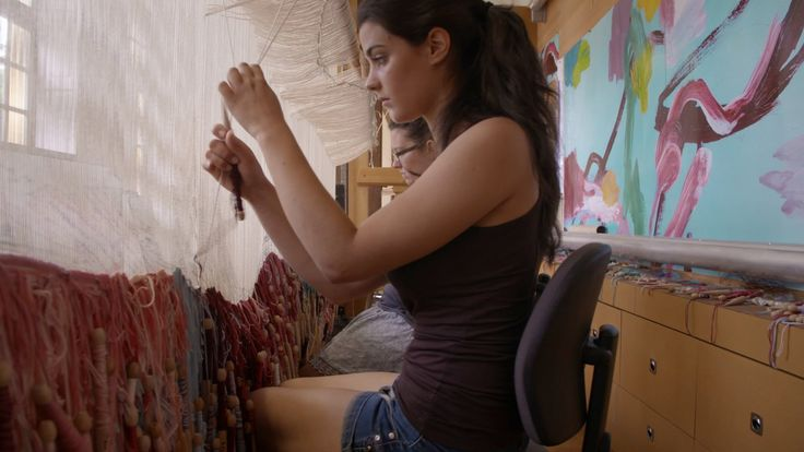 The Art of Making a Tapestry