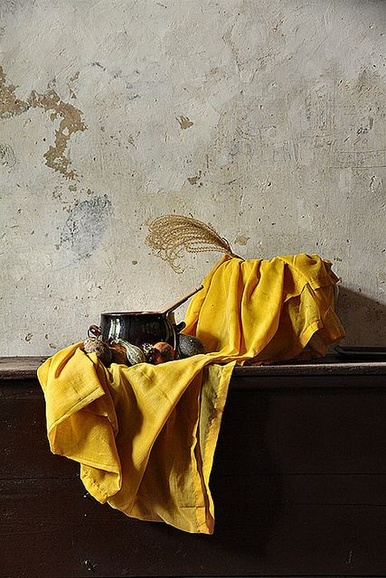 "Vermeer Still Life -- Moses talks about the details of Vermeer. The ""perfect ordinariness."""