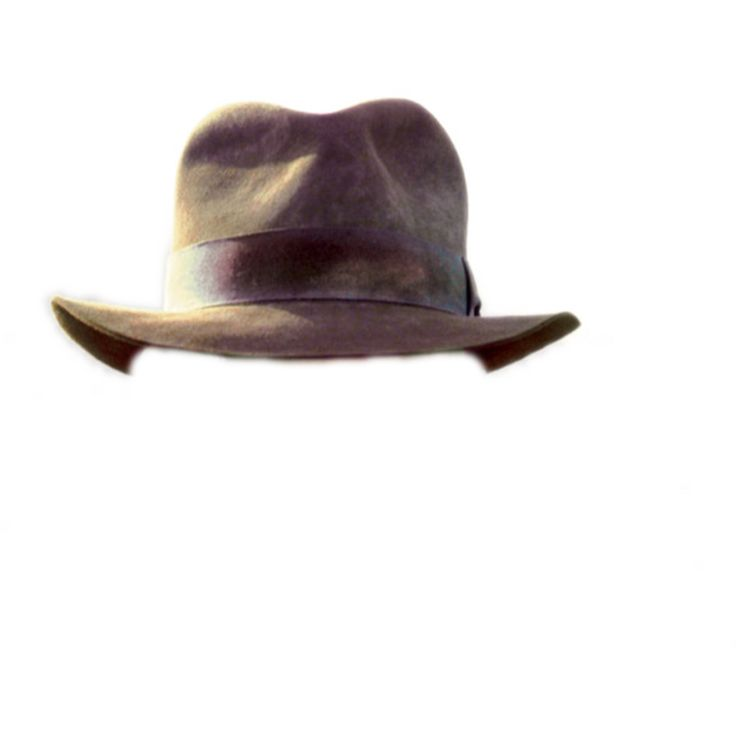 Indiana jones fedora lc PNG