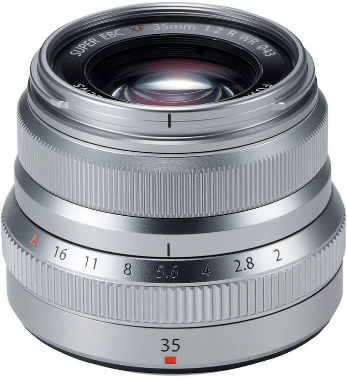Obiectiv Fujifilm Fujinon XF 35mm F2 R WR