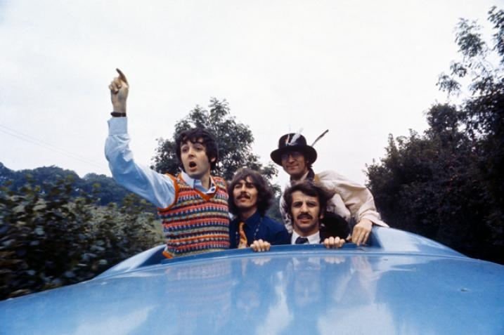 Watch Magical Mystery Tour On The Big Screen!