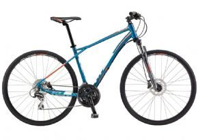 GT Bikes Gt Transeo 3.0 Sports Hybrid Bike 2017 Cover all the basesThere are a lot of different reasons to ride a bike. Whether you're looking to stay fit have fun exploring your city or keep it green while getting errands done the Transeo blends a http://www.MightGet.com/april-2017-1/gt-bikes-gt-transeo-3-0-sports-hybrid-bike-2017.asp