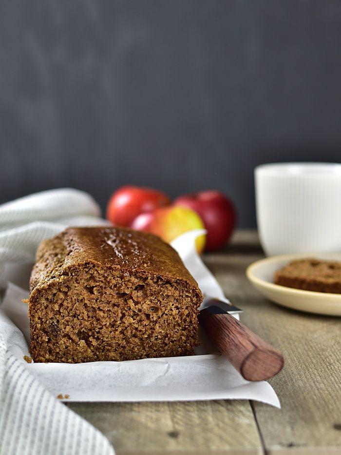 Pradobroty: Jablečný chlebíček / chlebíček z jablečného pyré