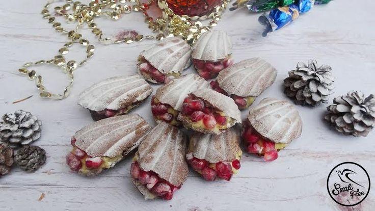 Karácsonyi gluténmentes vegán sütemény