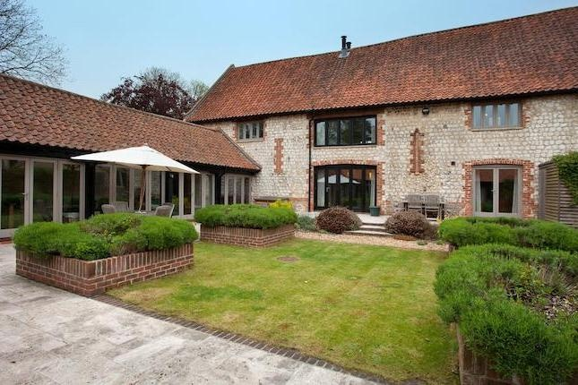 barn conversion like the courtyard feel