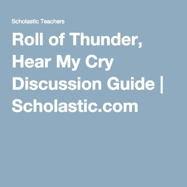 roll of thunder hear my cry character Identify the major characters in roll of thunder, hear my cry and type their names into the different title boxes choose a character to represent each of the literary characters select colors and a pose appropriate to story and character traits.