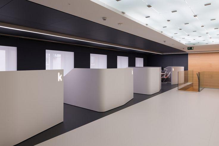 Kutxabank Offices – San Sebastián