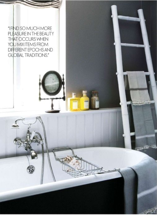 Bathroom Wood Panelling Victorian Roll Top Bath For The Traditional Rack Click Below