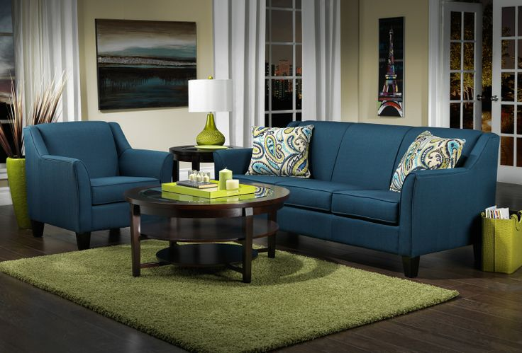 Bluewave upholstery collection leons furniture and small