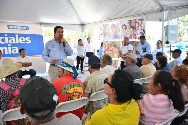 Como parte de las acciones realizadas por el Gobierno del Estado que encabeza el Mandatario Francisco Vega de Lamadrid, para apoyar l...
