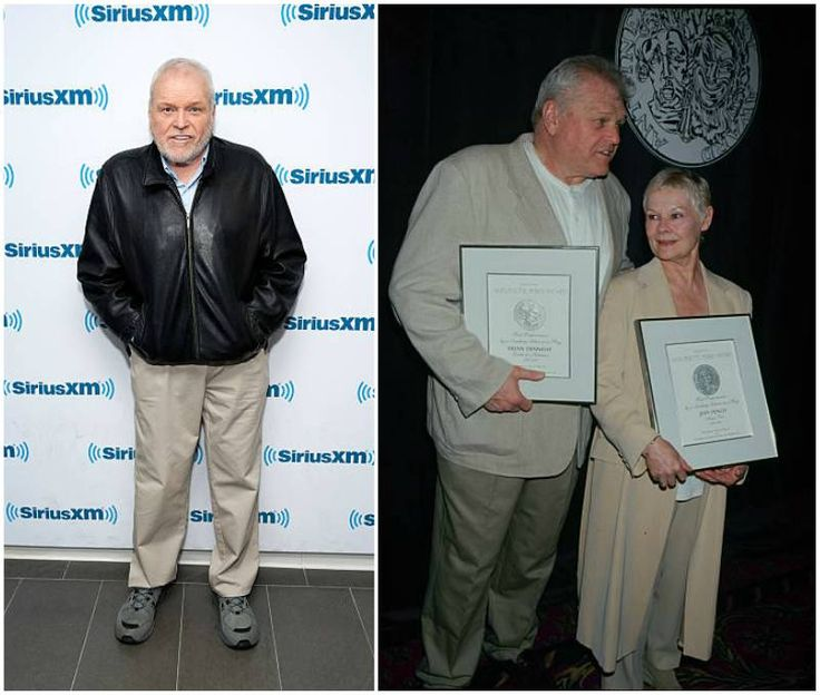 "Brian Dennehy's height - 6'2"" (188 cm)"