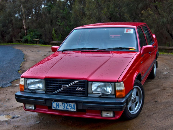 1986-91 Volvo 740 Turbo. A Volvo station wagon that's quicker than a Porsche.