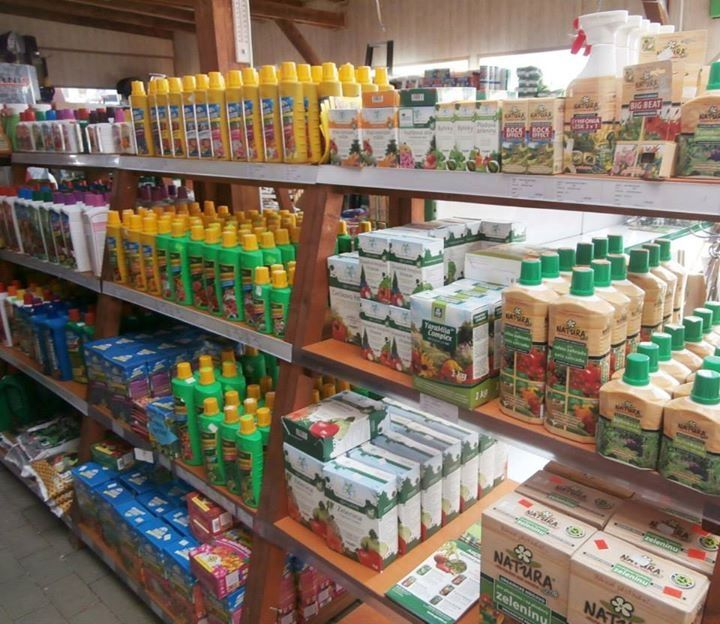 Záhradné centrum | Sadex, bio hnojivá, kryštalické hnojivá, postreky