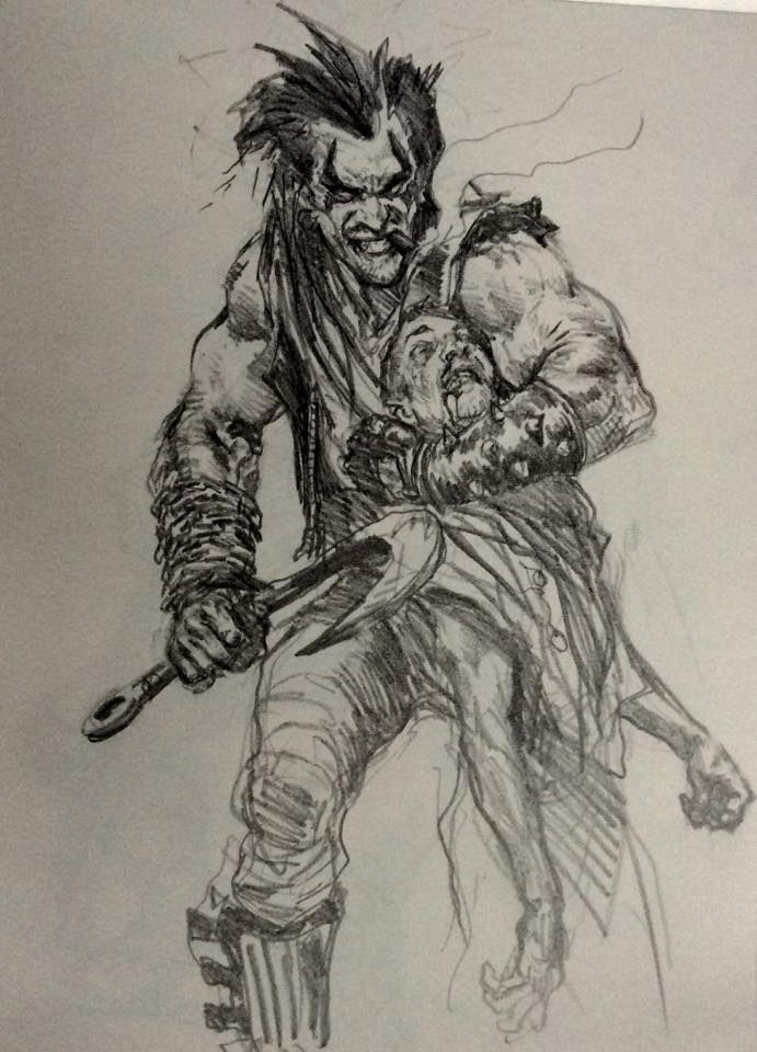 346 best images about sketchs on pinterest comic for Viking pencils