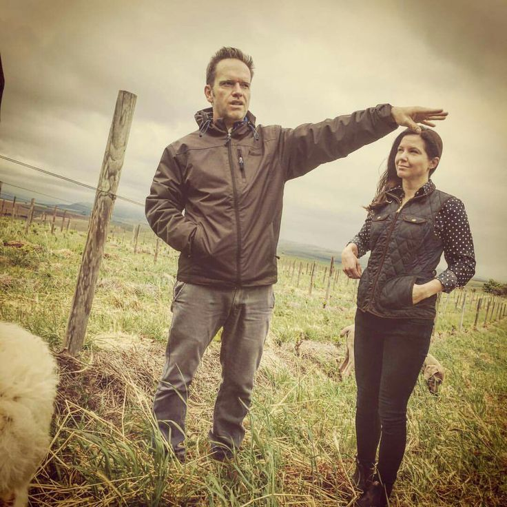 Chris and Andrea Mullineux Swartland Wines S.A.