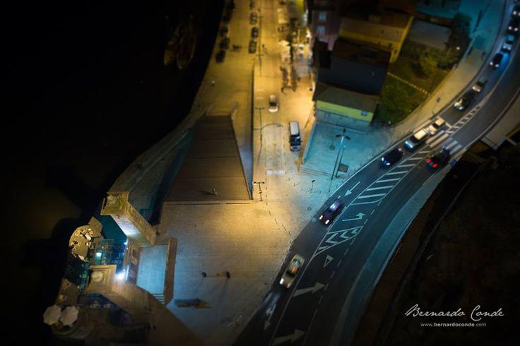 Chasing cars, Ponte D. Luís, Porto, Portugal