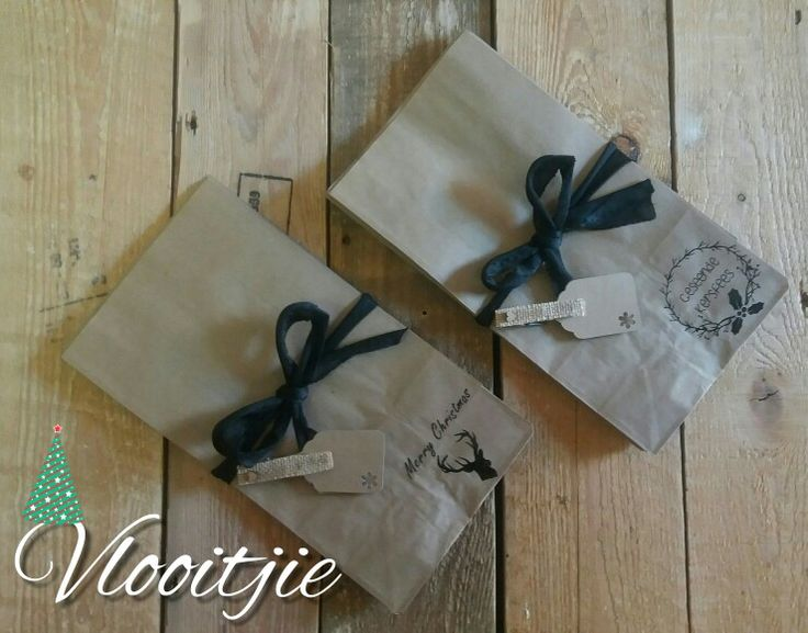 10 DIY gift bags