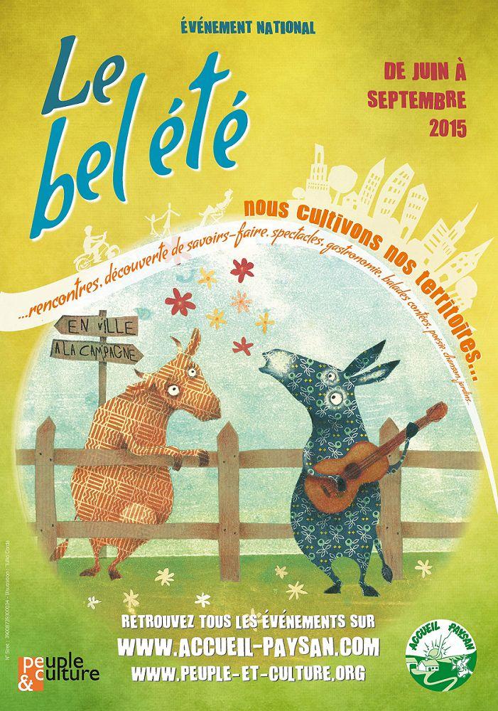 Valorisation des métiers d'art et de la terre dans la Brenne ! | Accueil Paysan Centre