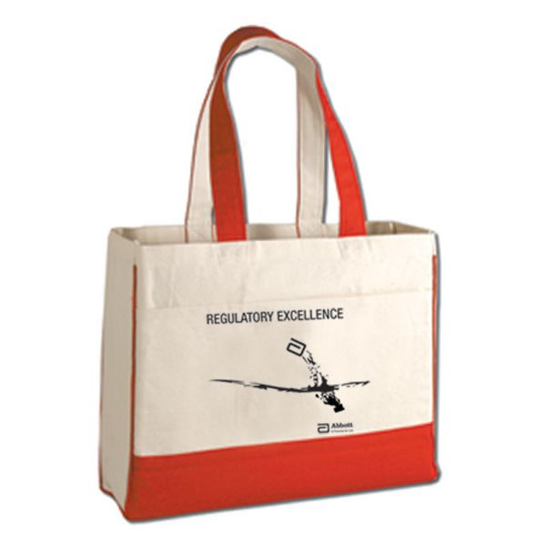29 best Canvas tote bags with zipper and logo images on Pinterest ...