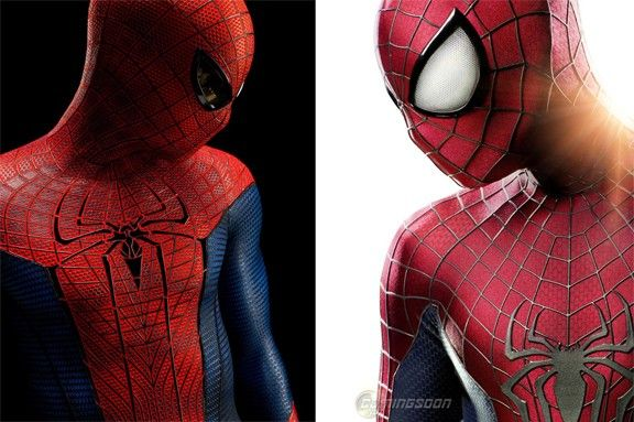 The Amazing Spider-Man 2 new suit
