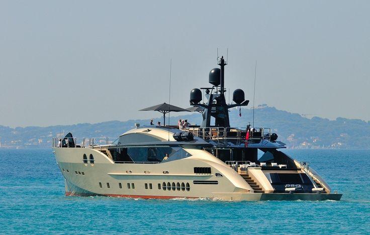 DB9 - Palmer Johnson Yachts - AJ MacDonald - Yacht Broker - ajmacdonald@camperandnicholsons.com