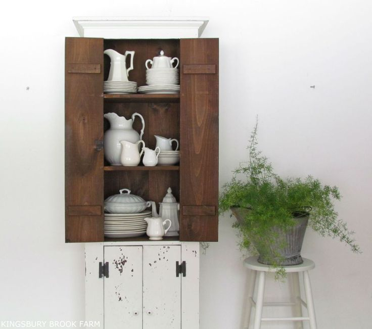 Cupboard Makeover And Some Exciting News