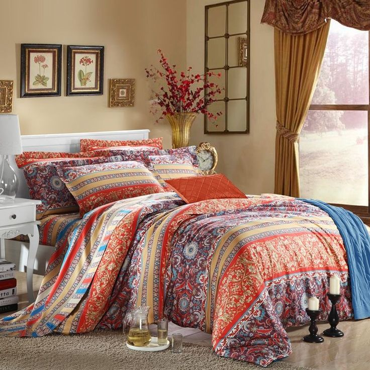 Best 25+ Bohemian bedding sets ideas on Pinterest | Bed ...