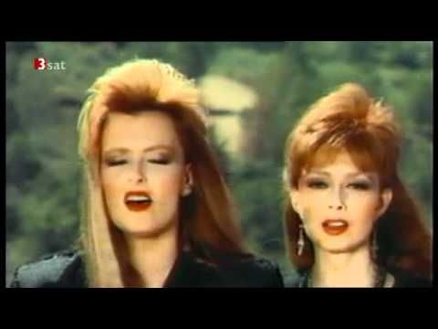 The Judds - Love Can Build A Bridge   I think this was Wynonna's finest.
