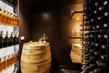 The Block Wine Cellar » Vine & Vault Custom Cellars