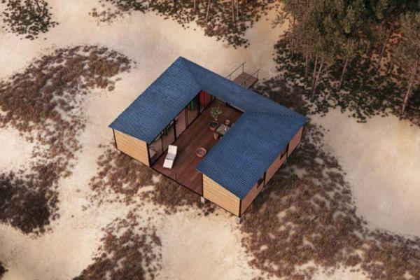 Bildergebnis für charlotte perriand beach house plans