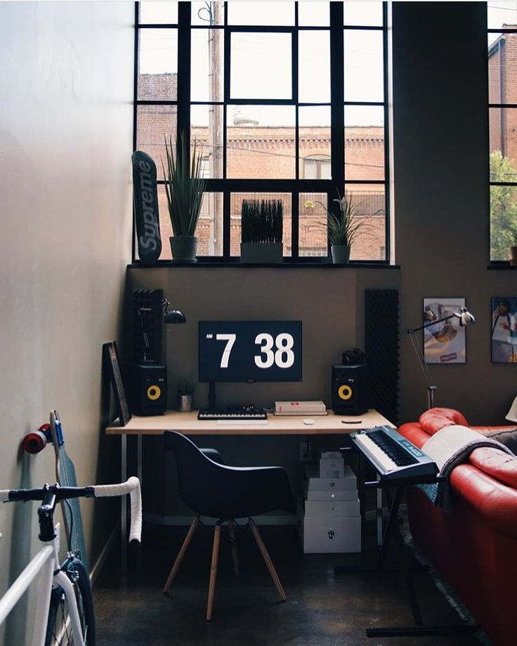 70 Perfect Workspaces That Will Inspire You To Make Yours Better - UltraLinx