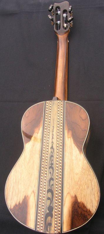 The Clarita Negra- Handmade Custom Nylon, Steel String,..... OOOHHHH I NEEEEED THIS!