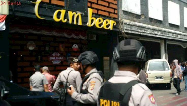 Bom Panci Agus Wiguna Bisa Hancurkan Gedung Kafe di Bandung