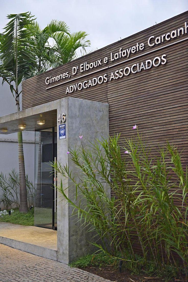 Escritório de Advocacia - Piracicaba | Galeria da Arquitetura